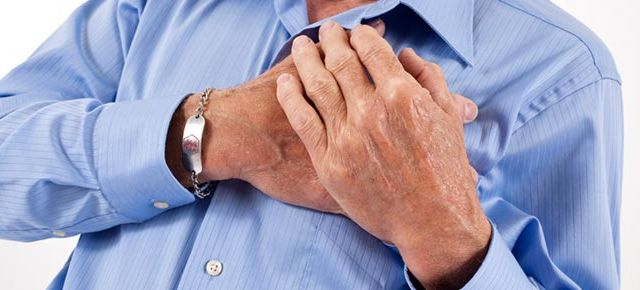 Emergency First Aid Training - Chest Pain