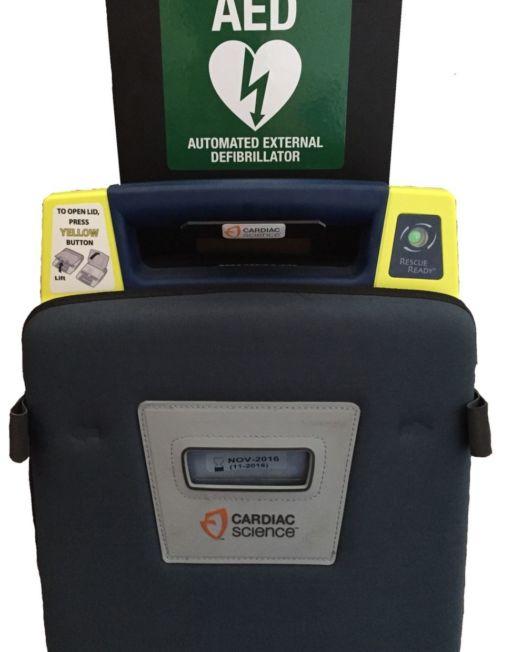 AED G3 Wall Bracket (Metal)