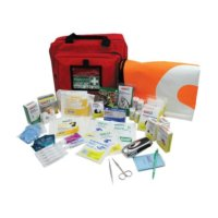 Caravan & Camping First Aid Kit contents