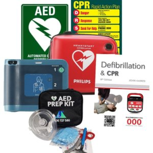 Philips FRx AED Package