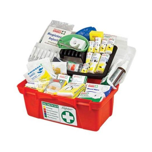 National Workplace First Aid Kit - Portable Hardcase