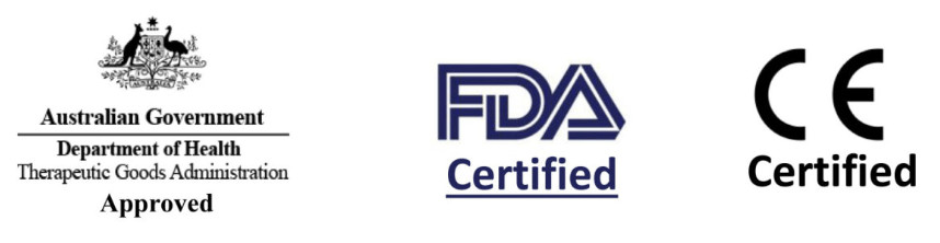 TGA FDA Approved