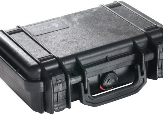 G5 Powerheart Pelican carry case