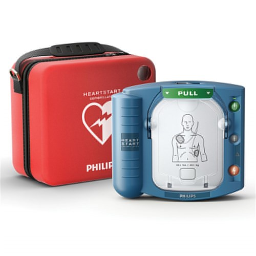 Heartstart HS1 AED Defib